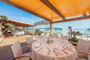 Restaurante Royal Beach, Platja de Muro