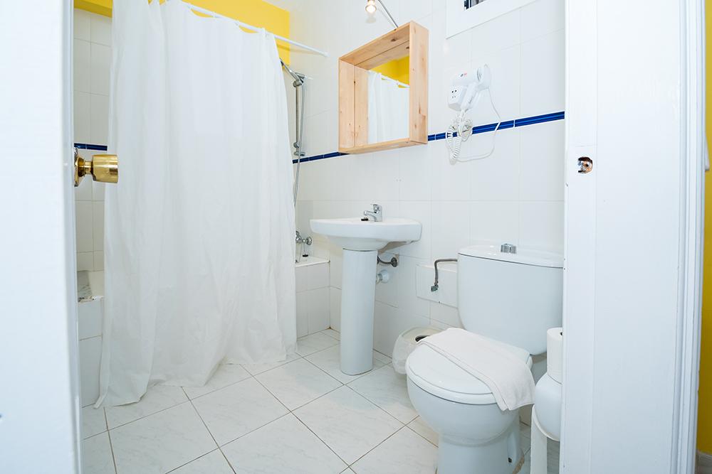 En Suite Badezimmer | Superior Doppelzimmer Mit Badezimmer En Suite Fonda Llabres